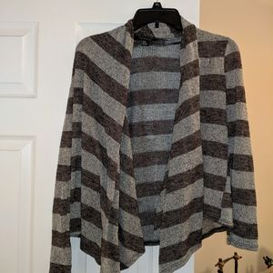 Throw over sweater from Forever 21